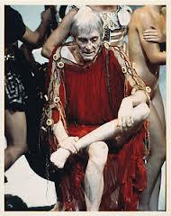 Peter O'Toole em Calígula (1979)